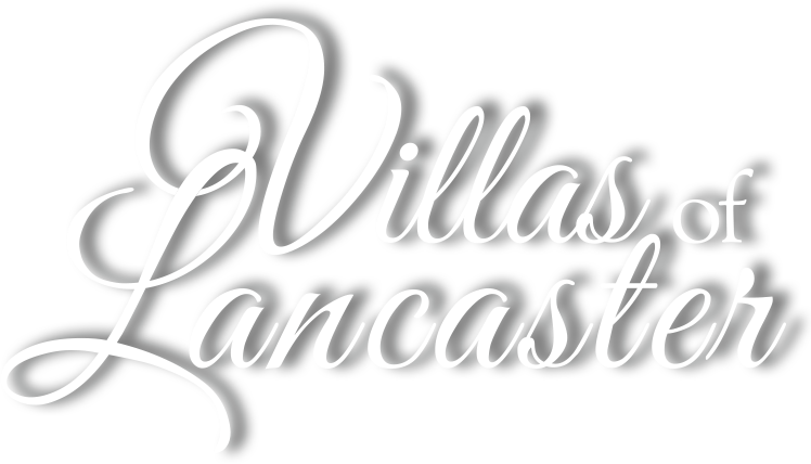 Villas of Lancaster Logo